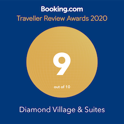 Booking Diamond Village Award