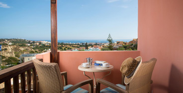 Studio with Sea View